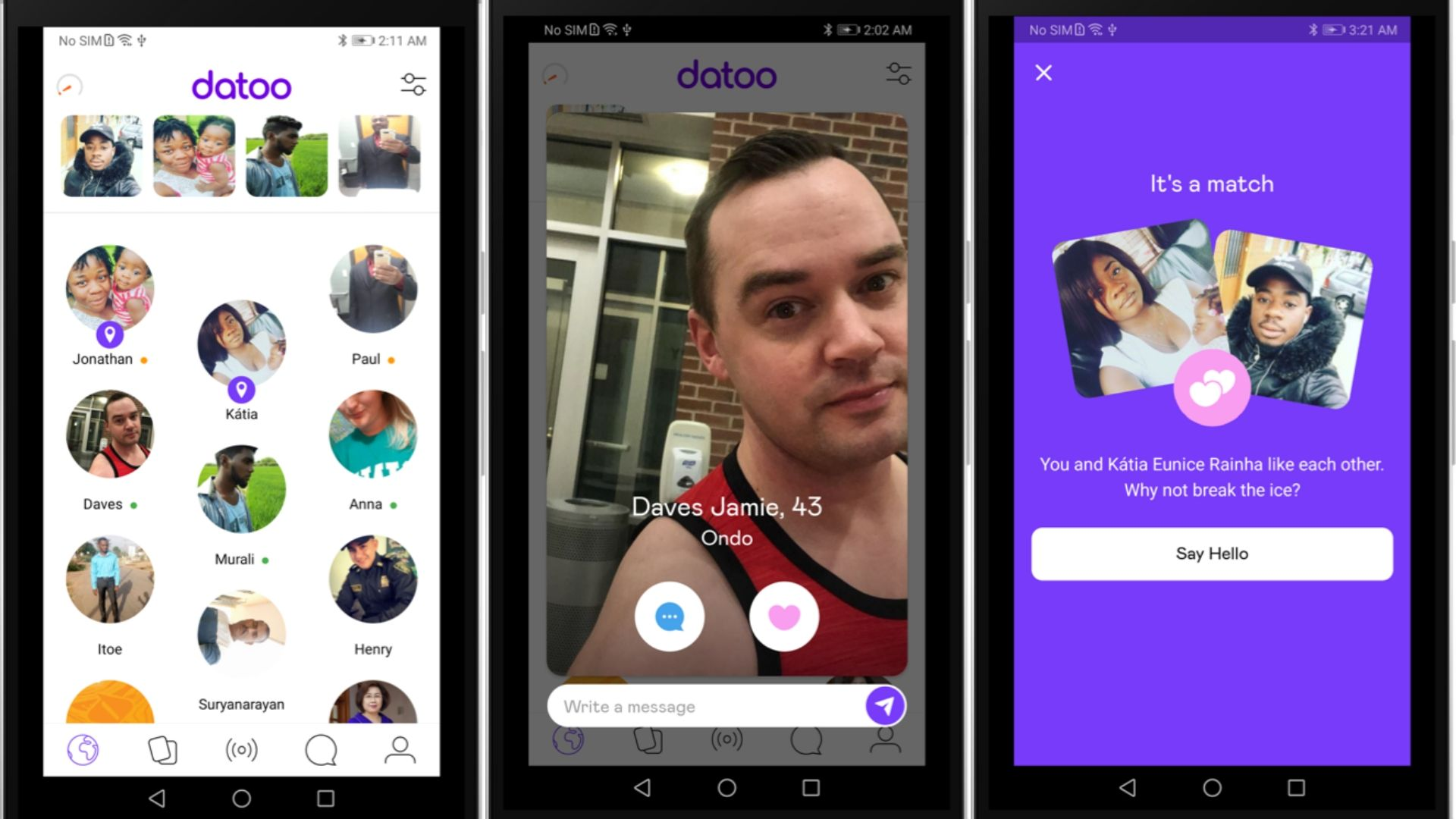 Top 7 Best Dating App Source Codes For Android - TopCodeForest